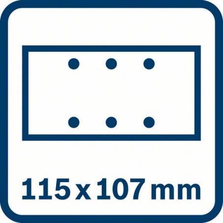 BOSCH - Lijadora orbital GSS 140-1 A