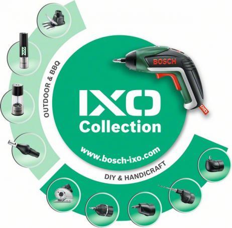 BOSCH - Accesorios de sistema IXO Colección IXO: accesorio de tijeras cortacésped y arreglasetos