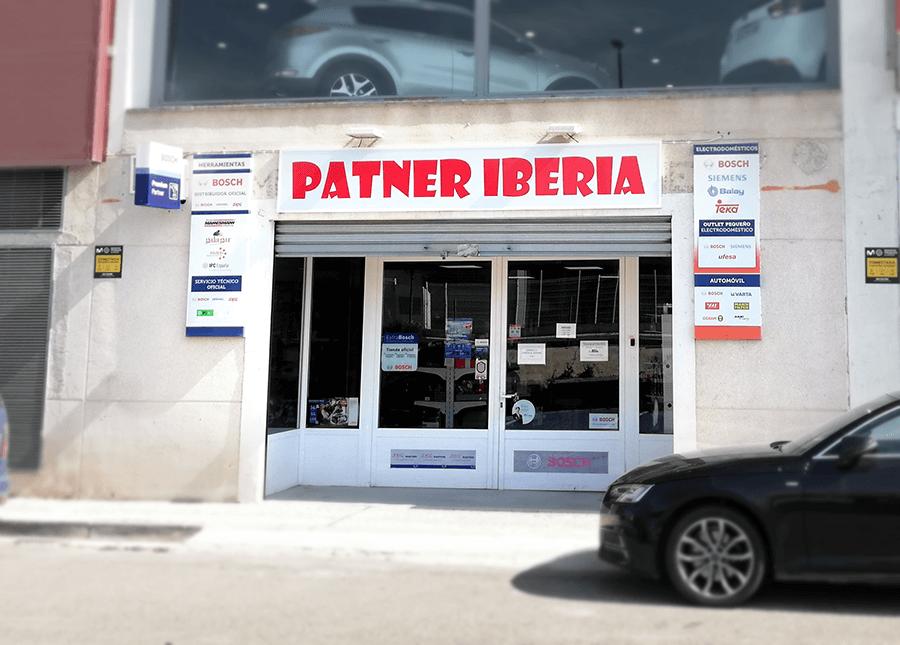 Acceso a Patner Iberia